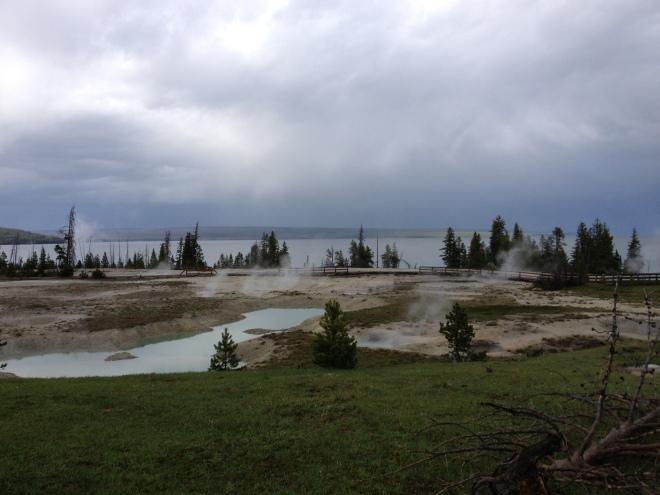 basin view